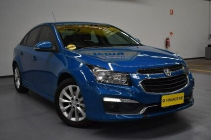 2015 Holden Cruze JH Series II MY15 SRi Perfect Blue 6 Speed Sports Automatic Sedan Brooklyn Brimbank Area Preview