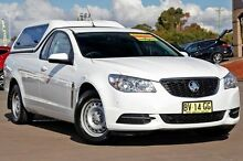 2013 Holden Ute VF MY14 Ute White 6 Speed Sports Automatic Utility McGraths Hill Hawkesbury Area Preview