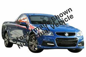 2013 Holden Ute VF MY14 SV6 Ute Black 6 Speed Manual Utility Port Macquarie Port Macquarie City Preview