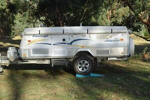 2007 Jayco Flamingo Outback Fraser Belconnen Area Preview