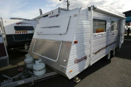 2005 Roadstar Limited Edition Caravan