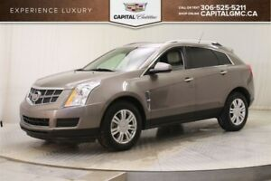 2012 Cadillac SRX Luxury AWD*Local Trade-No PST*