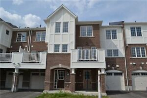 Newly built townhouse for rent in Pickering