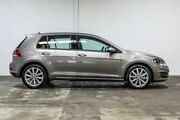 2014 Volkswagen Golf VII MY14 103TSI DSG Highline Grey 7 Speed Sports Automatic Dual Clutch Welshpool Canning Area Preview