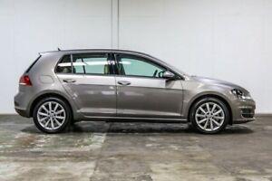 2014 Volkswagen Golf VII MY14 103TSI DSG Highline Grey 7 Speed Sports Automatic Dual Clutch