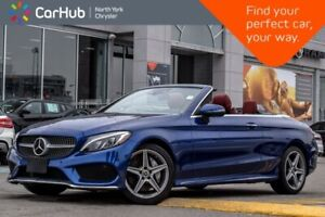 2018 Mercedes Benz C-Class C 300|AWD|Memory Pkgs|Parking Pkg|Nav