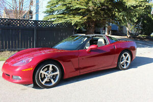 2009 Chevrolet Corvette Coupe (2 door)