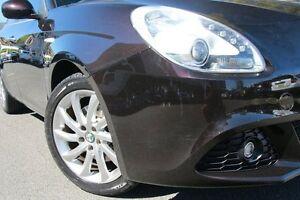 2014 Alfa Romeo Giulietta DISTINCTIVE Distinctive Black 6 Speed Auto Dual Clutch Hatchback Zetland Inner Sydney Preview