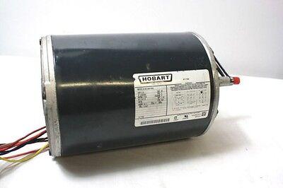 Hobart 5k49un4768b Motor 2.5 Hp 3-phase 1725 Rpm New