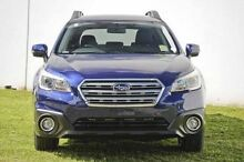 2014 Subaru Outback B6A MY15 2.0D CVT AWD Blue 6 Speed Constant Variable Wagon Dubbo 2830 Dubbo Area Preview