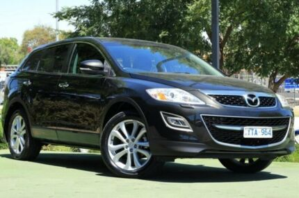 2011 Mazda CX-9 TB10A4 MY11 Grand Touring Black 6 Speed Sports Automatic Wagon