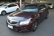 2012 Holden Cruze JH Series II MY13 CD Purple 6 Speed Sports Automatic Sedan Hoppers Crossing Wyndham Area Preview