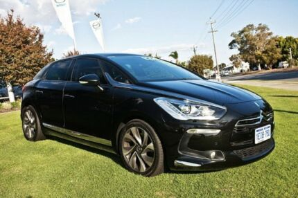 2013 Citroen DS5 Dsport HDI Black 6 Speed Automatic Hatchback