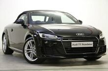2015 Audi TT FV MY15 Sport S tronic quattro Black 6 Speed Sports Automatic Dual Clutch Coupe Burwood Whitehorse Area Preview