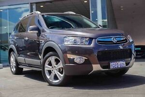 2013 Holden Captiva CG MY13 7 AWD LX Grey 6 Speed Sports Automatic Wagon Wangara Wanneroo Area Preview
