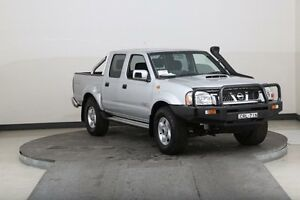 2014 Nissan Navara D22 Series 5 ST-R (4x4) Silver 5 Speed Manual Dual Cab Pick-up Smithfield Parramatta Area Preview