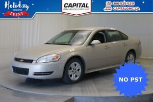 2011 Chevrolet Impala LS *Local Trade-No PST*