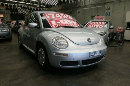 2009 Volkswagen Beetle 9C MY10 Miami 5 Speed Manual Hatchback Mordialloc Kingston Area Preview