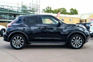 2017 Nissan Juke F15 Series 2 Ti-S X-tronic AWD Black 1 Speed Constant Variable Hatchback McGraths Hill Hawkesbury Area Preview