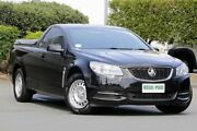 2014 Holden Ute VF MY14 Ute Black 6 Speed Sports Automatic Utility Acacia Ridge Brisbane South West Preview