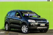 2010 Holden Captiva CG MY10 LX AWD Black 5 Speed Sports Automatic Wagon Ringwood East Maroondah Area Preview