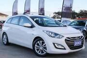 From $81 per week on finance* 2013 Hyundai i30 Tourer Wagon Coburg Moreland Area Preview