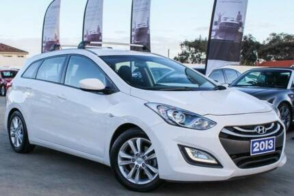 From $81 per week on finance* 2013 Hyundai i30 Tourer Wagon Coburg Moreland Area Preview