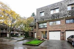 NEW ✤BAYVIEW WOODS✤ LESLIE & FINCH✤ TOWNHOME FOR SALE
