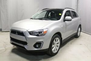 2014 Mitsubishi RVR AWC GT PREMIUM Leather,  Heated Seats,  Sunr