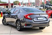 2016 Honda Civic 10th Gen MY16 VTi-S Grey 1 Speed Constant Variable Sedan Blacktown Blacktown Area Preview