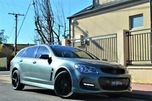 2016 Holden Commodore VF II MY16 SV6 Sportwagon Prussian Steel 6 Speed Sports Automatic Wagon Hyde Park Unley Area Preview