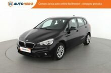 BMW 216 d Active Tourer Advantage - CONSEGNA A CASA GRATIS