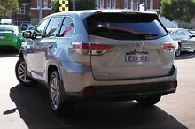 2014 Toyota Kluger GSU50R GX 2WD Grey 6 Speed Sports Automatic Wagon Northbridge Perth City Preview