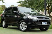 2013 Ford Territory SZ TX Seq Sport Shift AWD Black 6 Speed Sports Automatic Wagon Berwick Casey Area Preview