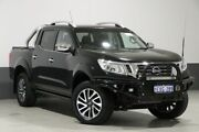 2015 Nissan Navara NP300 D23 ST-X (4x4) Black 7 Speed Automatic Dual Cab Utility Bentley Canning Area Preview