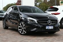 2014 Mercedes-Benz A200 W176 D-CT Black 7 Speed Sports Automatic Dual Clutch Hatchback Osborne Park Stirling Area Preview