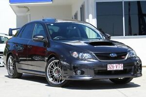2013 Subaru Impreza G3 MY14 WRX STi AWD Spec R Grey 6 Speed Manual Sedan Moorooka Brisbane South West Preview