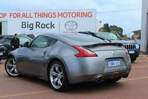 2010 Nissan 370Z Z34 MY10 Silver 6 Speed Manual Coupe Westminster Stirling Area Preview
