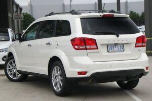2014 Dodge Journey JC MY15 R/T White 6 Speed Automatic Wagon