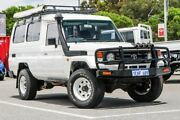 2005 Toyota Landcruiser White Manual Wagon Welshpool Canning Area Preview