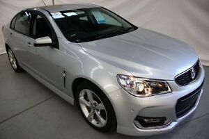 2015 Holden Commodore VF II MY16 SV6 Silver 6 Speed Sports Automatic Sedan Maryville Newcastle Area Preview