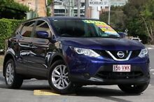 2015 Nissan Qashqai J11 ST Blue 1 Speed Constant Variable Wagon Windsor Brisbane North East Preview