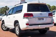 2016 Toyota Landcruiser VDJ200R GXL Glacier White 6 Speed Sports Automatic Wagon Wangara Wanneroo Area Preview