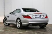 2016 Mercedes-Benz SLK200 R172 806MY 9G-TRONIC Silver 9 Speed Sports Automatic Roadster Welshpool Canning Area Preview