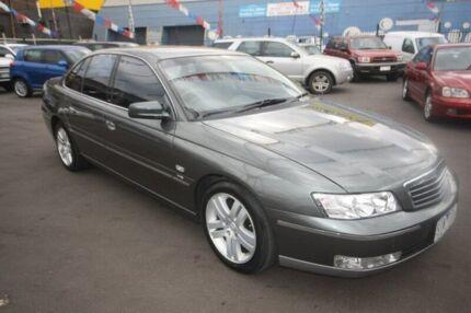 2003 Holden Statesman WK Grey 4 Speed Automatic Sedan Kingsville Maribyrnong Area Preview