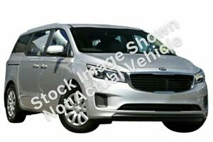 2016 Kia Carnival YP MY16 S Silver 6 Speed Sports Automatic Wagon South Melbourne Port Phillip Preview
