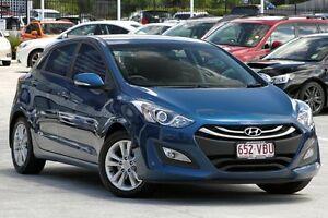 2013 Hyundai i30 GD2 SR Blue 6 Speed Manual Hatchback Moorooka Brisbane South West Preview