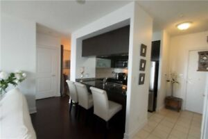 Brookers Lane, 2+1 Bed Condo w/ 3 Walkouts To Large Balcony