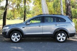 2012 Holden Captiva CG Series II MY12 7 AWD CX Grey 6 Speed Sports Automatic Wagon Valley View Salisbury Area Preview