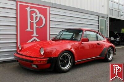1986 Porsche 911 Turbo 1986 Porsche 911 Turbo 41017 Miles Guards Red